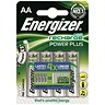 Image of Energizer Rechargeable Battery / NiMH Capacity 2000mAh HR6 / 1.2V / AA - Pack of 4