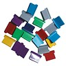 Image of 5 Star Ultra Clip 40 Refills / Multicoloured / Box of 150