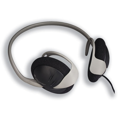 audio and computer headphones