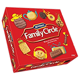 Free Family Circle Biscuits