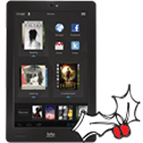Free on Orders over £1749 - KOBO Arc 7in Tablet - 16 GB
