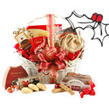 Free on Orders over £549 - Festive Chocs & Cookies Hamper