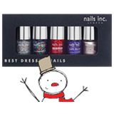 Free on Orders over £399 - nails inc. Best Dressed Nails Gift Set