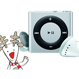 Free on Orders over £849 - Apple iPod Shuffle 2GB