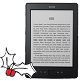 Free on Orders over £1249 - 6in Kindle Wi-Fi
