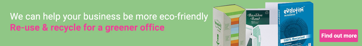 Help to run an eco-friendly office