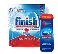 Finish special offer