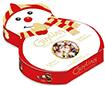 Guylian snowman