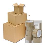 Mailroom & warehouse