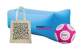 Free Paperstone gifts