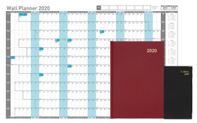 2020 diaries and planners