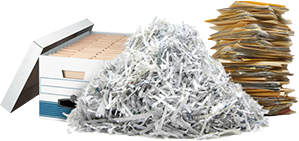 Business shredding