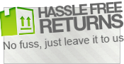 Find out about our hassle free returns