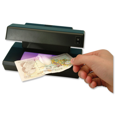 bank note checking machine